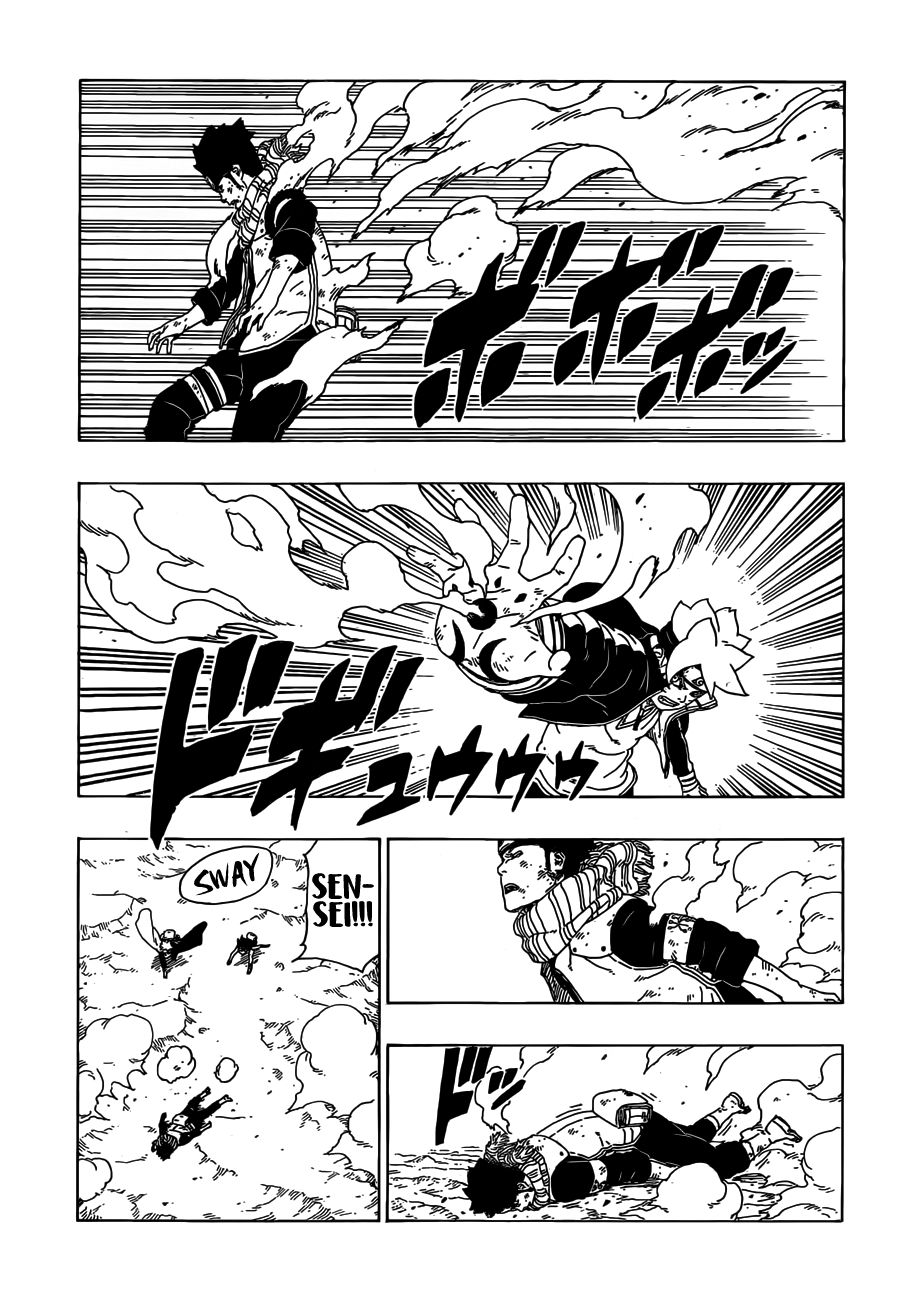 Boruto Manga, Chapter 23 image 022