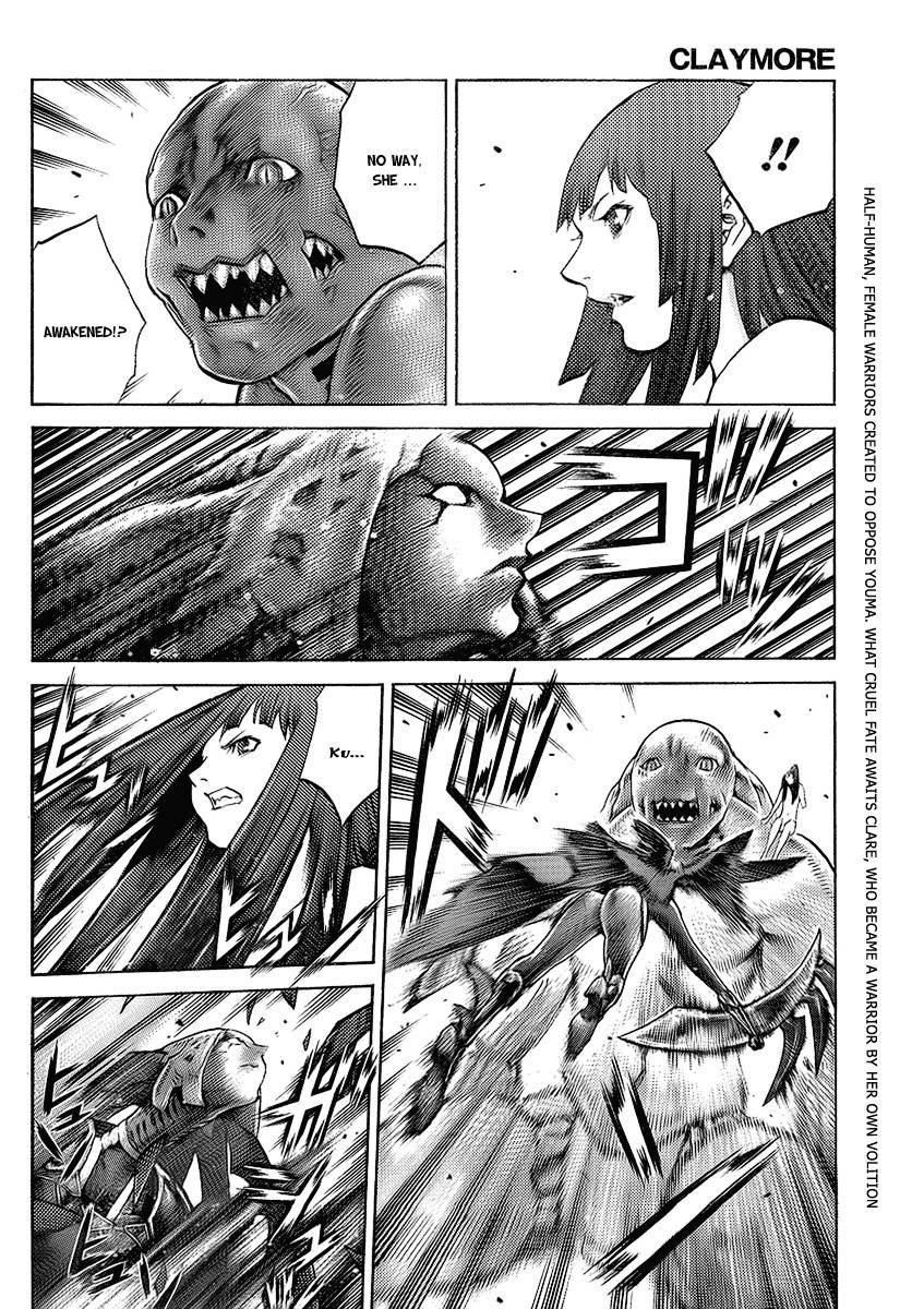 Claymore, Chapter 94 image 003