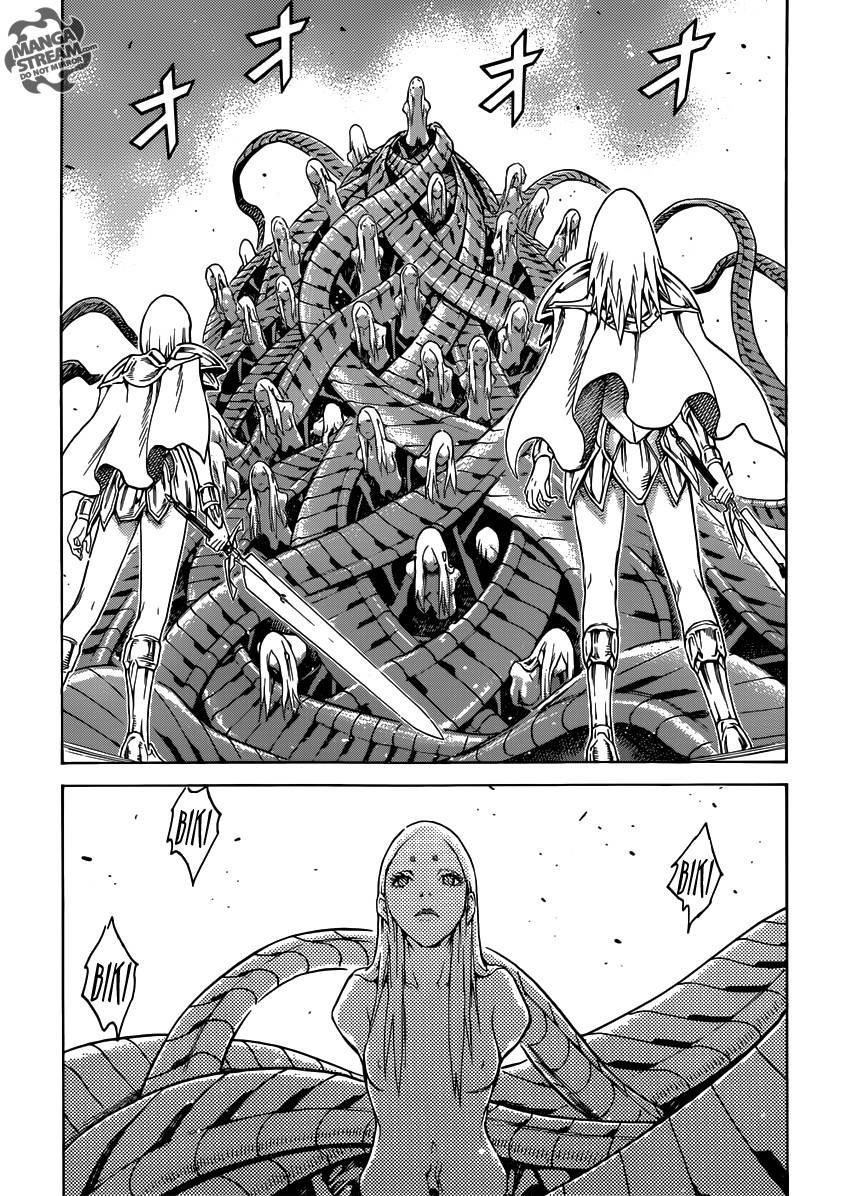 Claymore, Chapter 131 image 013