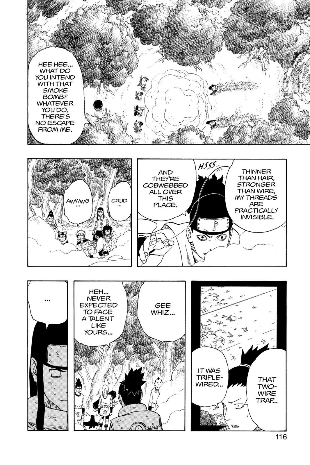 Naruto, Chapter 186 image 010