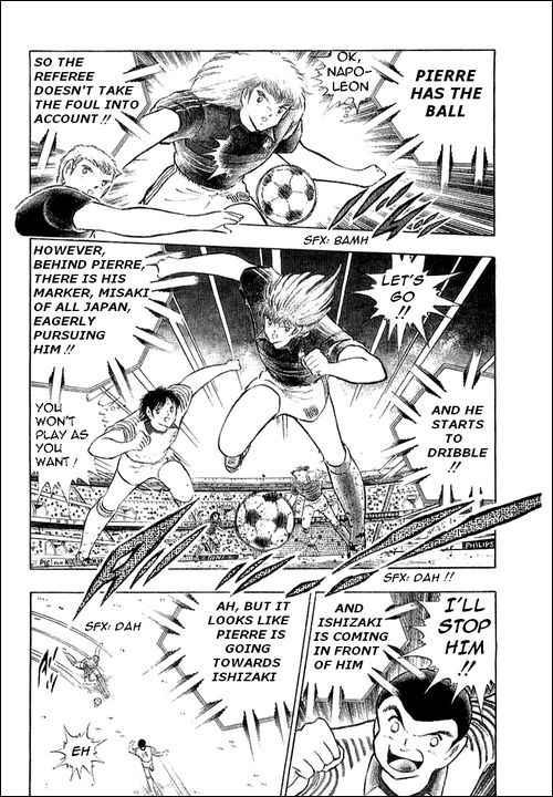 Captain Tsubasa, Chapter 99 image 004
