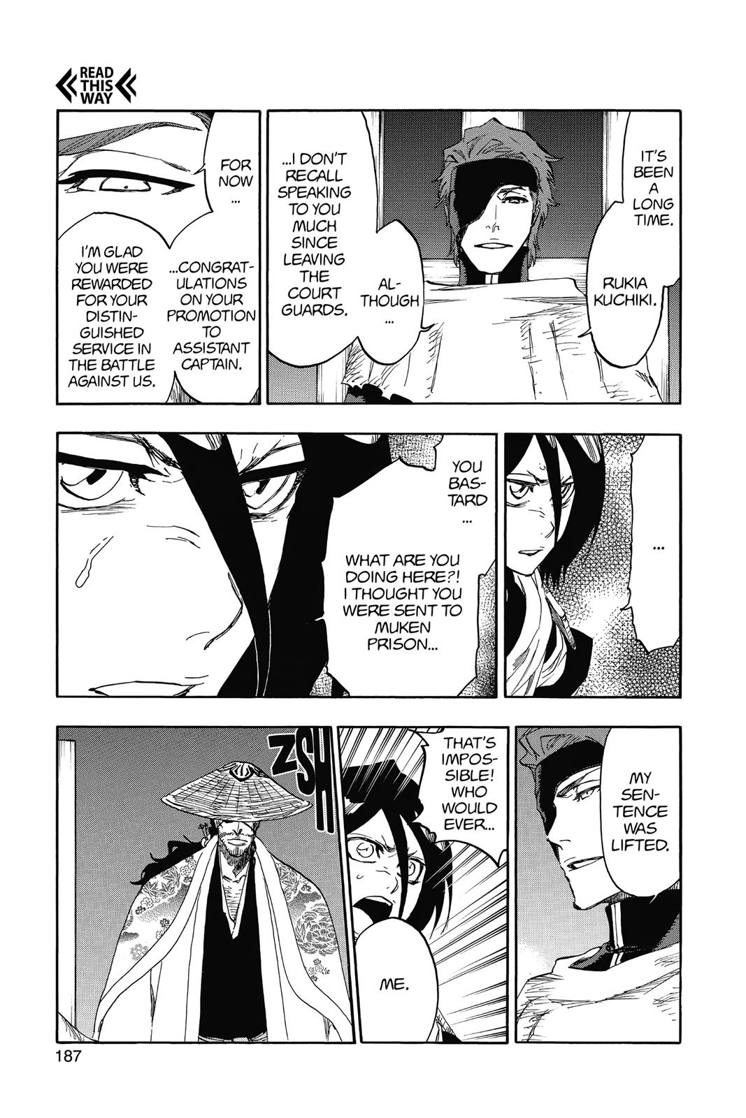 Bleach, Chapter 622 image 003