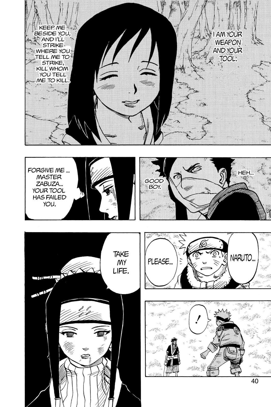 Naruto, Chapter 29 image 014