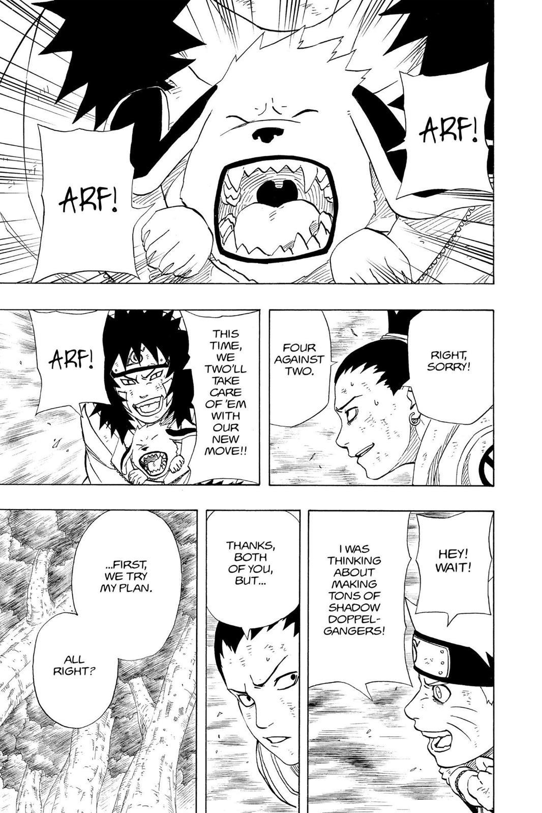 Naruto, Chapter 198 image 013