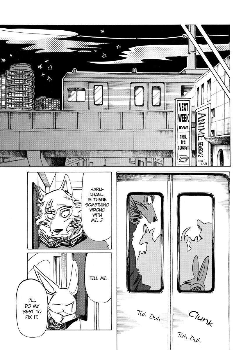 Beastars Manga, Chapter 195 image 011