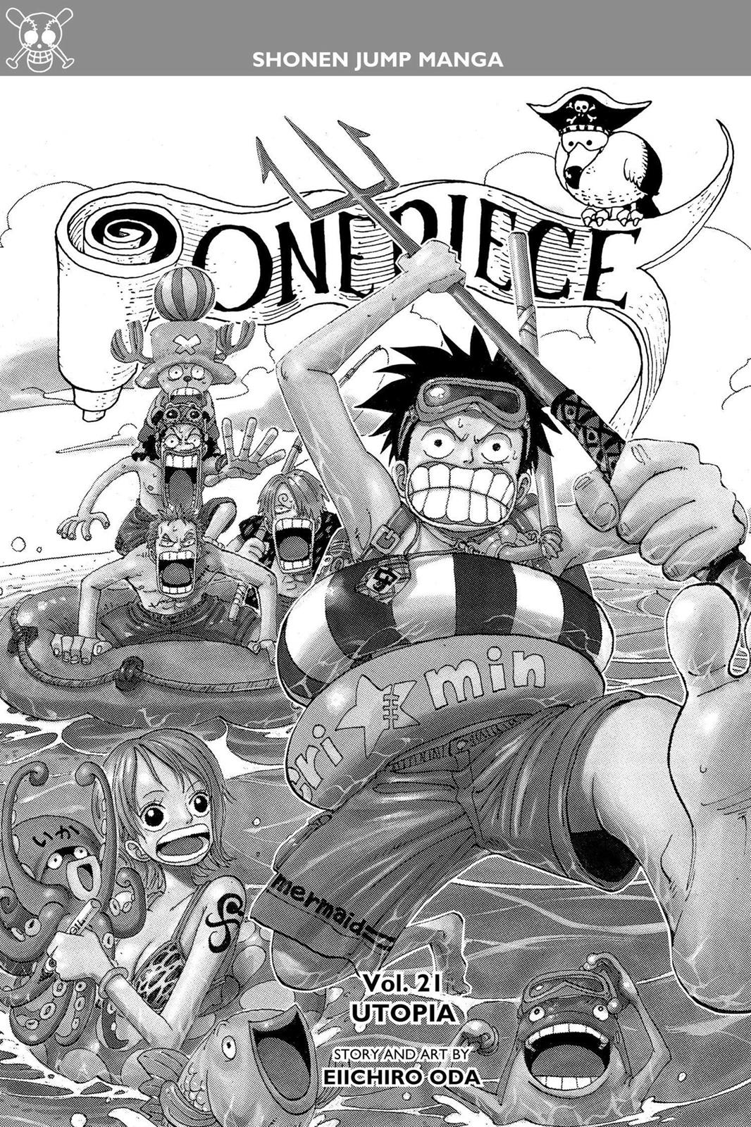One Piece, Chapter 187 image 004