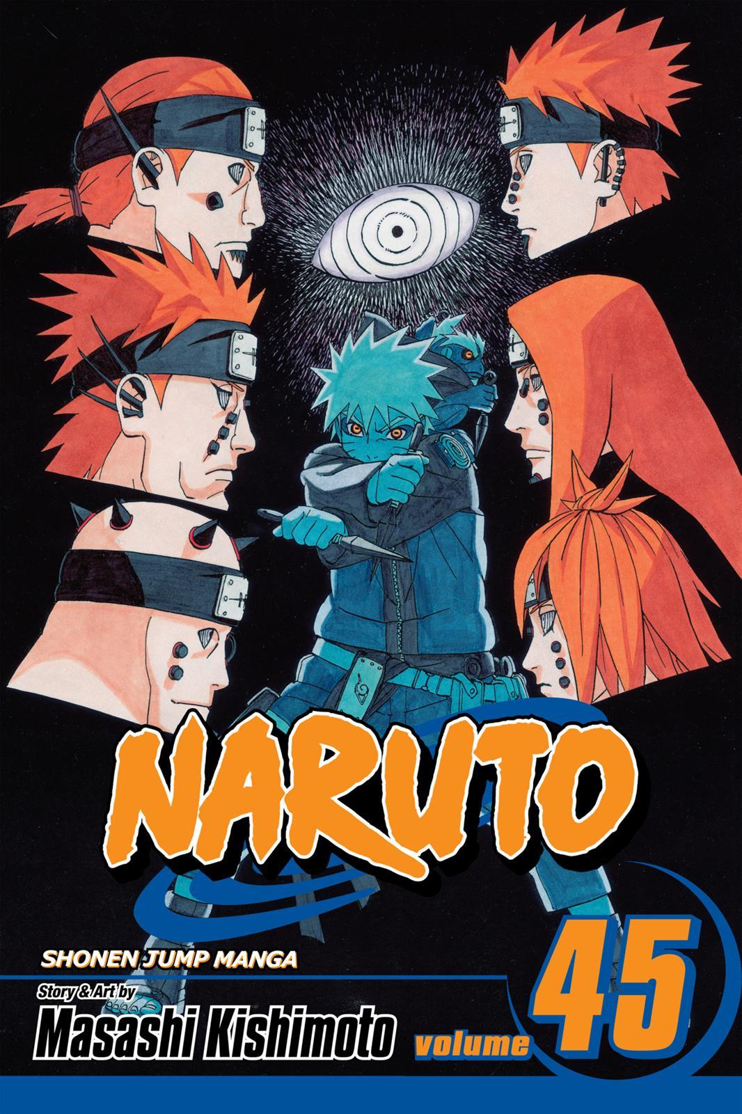 Naruto, Chapter 413 image 001
