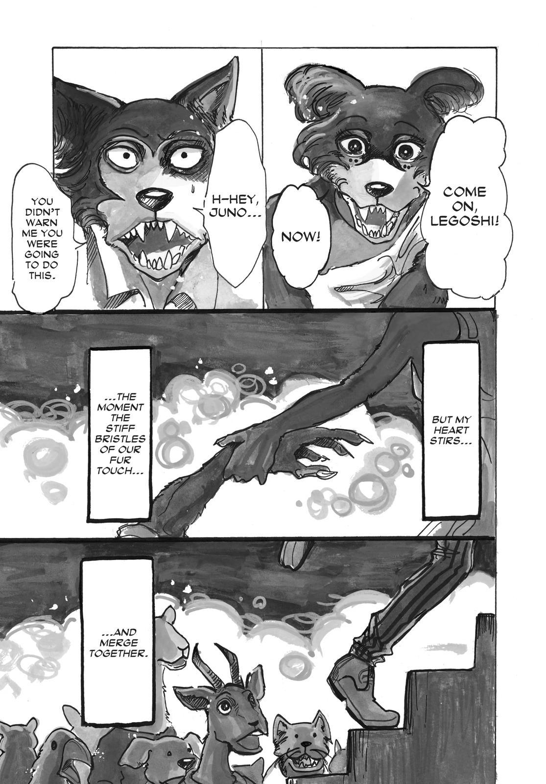 Beastars Manga, Chapter 47 image 001