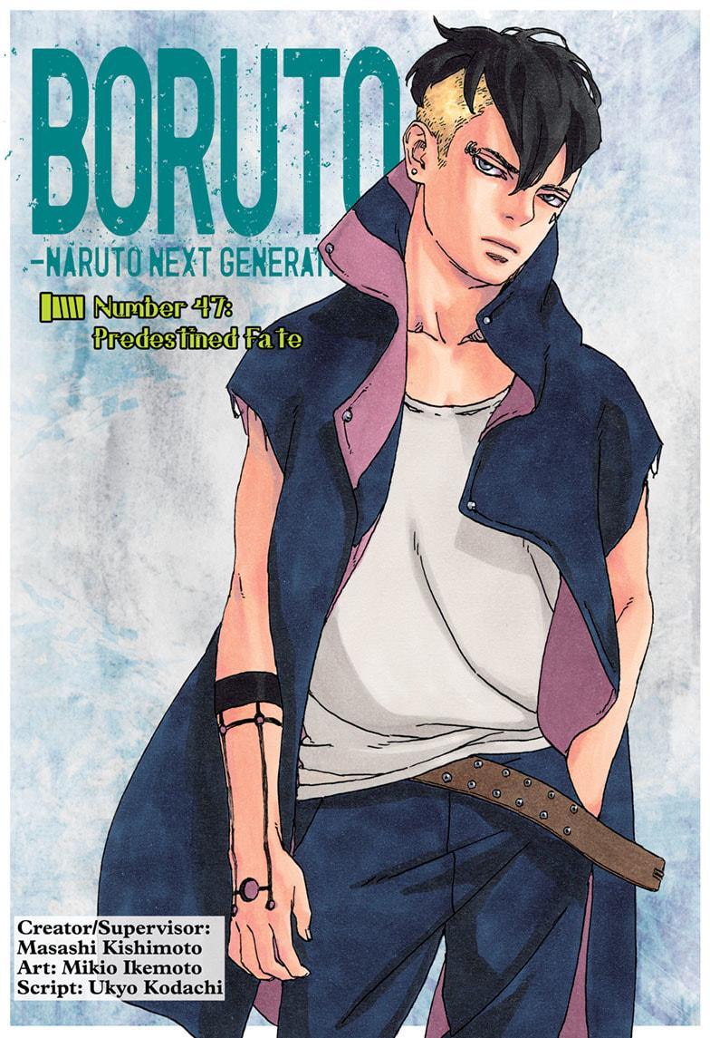 Boruto Manga, Chapter 47 image 001