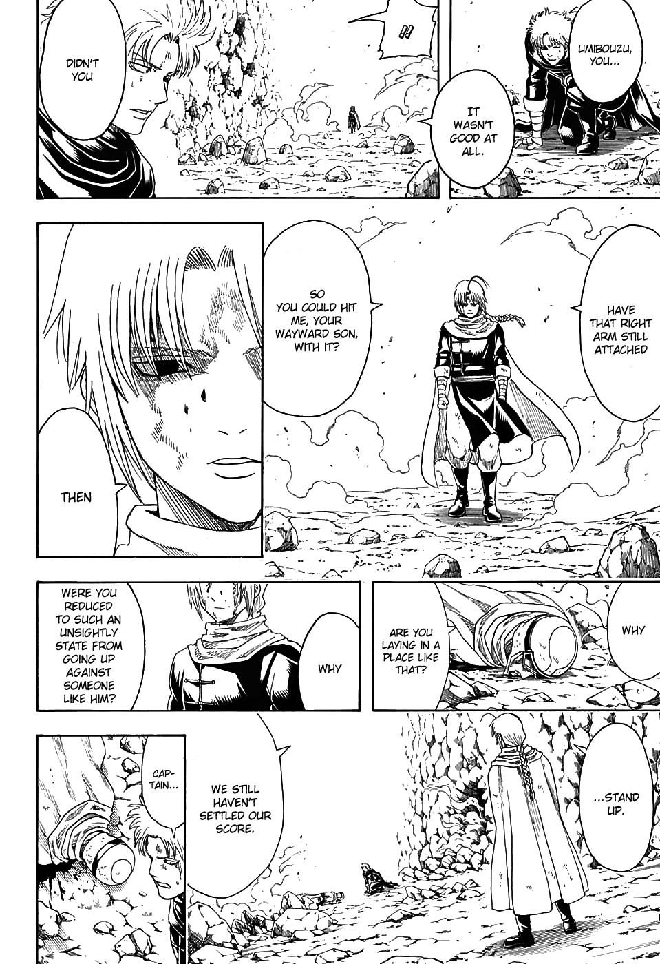 Gintama Chapter, 583 image 016