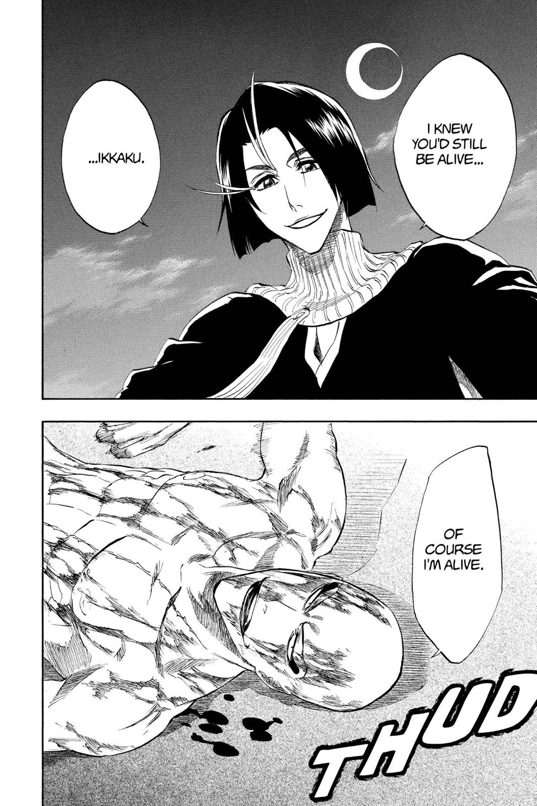 Bleach, Chapter 206 image 022