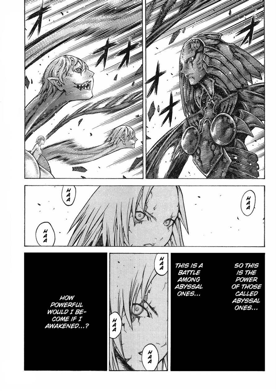 Claymore, Chapter 123 image 009