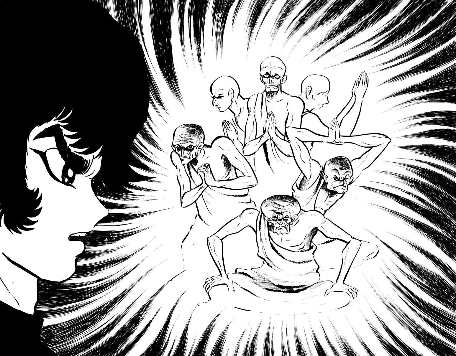 Devilman, Chapter 4 image 175