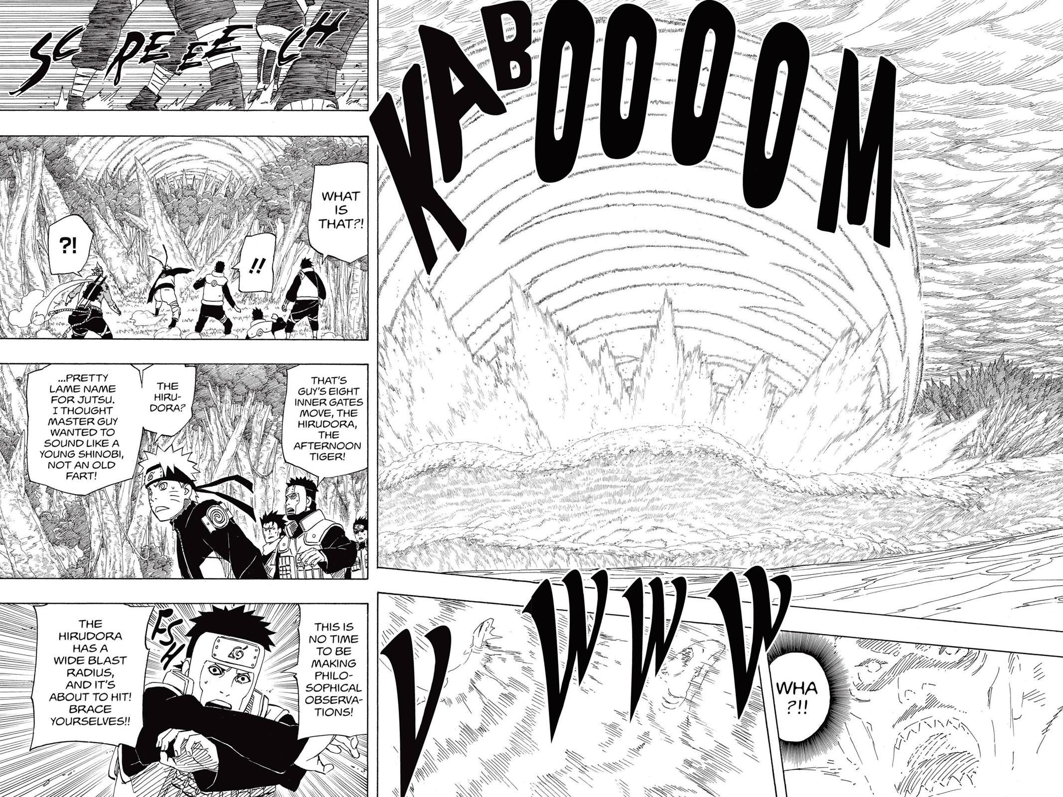Naruto, Chapter 507 image 003