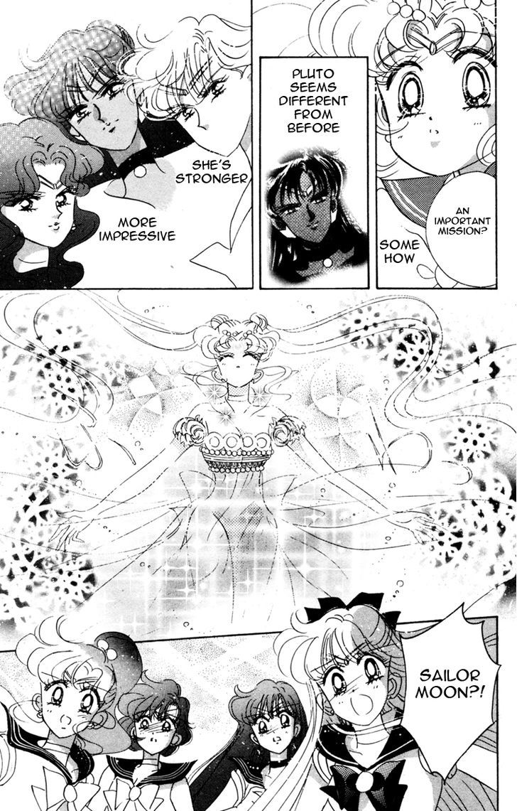 Sailor Moon, Cahpter 32 image 005