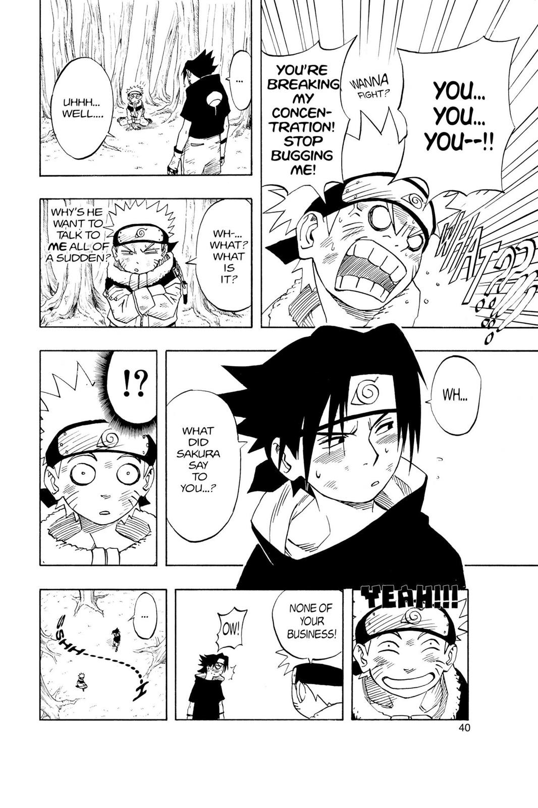 Naruto, Chapter 19 image 014