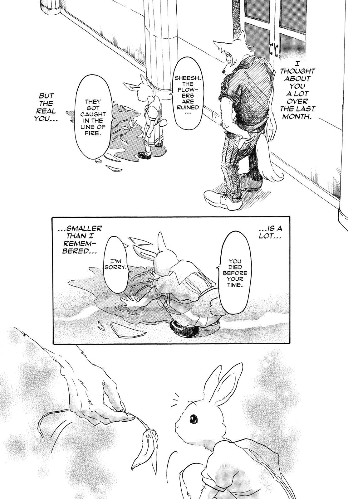 Beastars Manga, Chapter 19 image 003