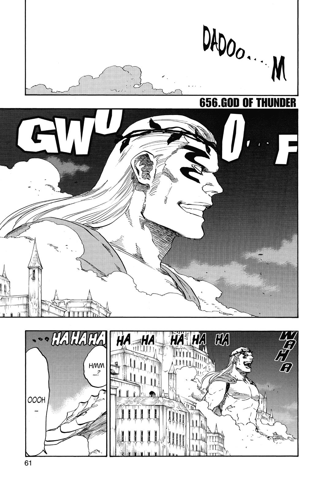Bleach, Chapter 656 image 001