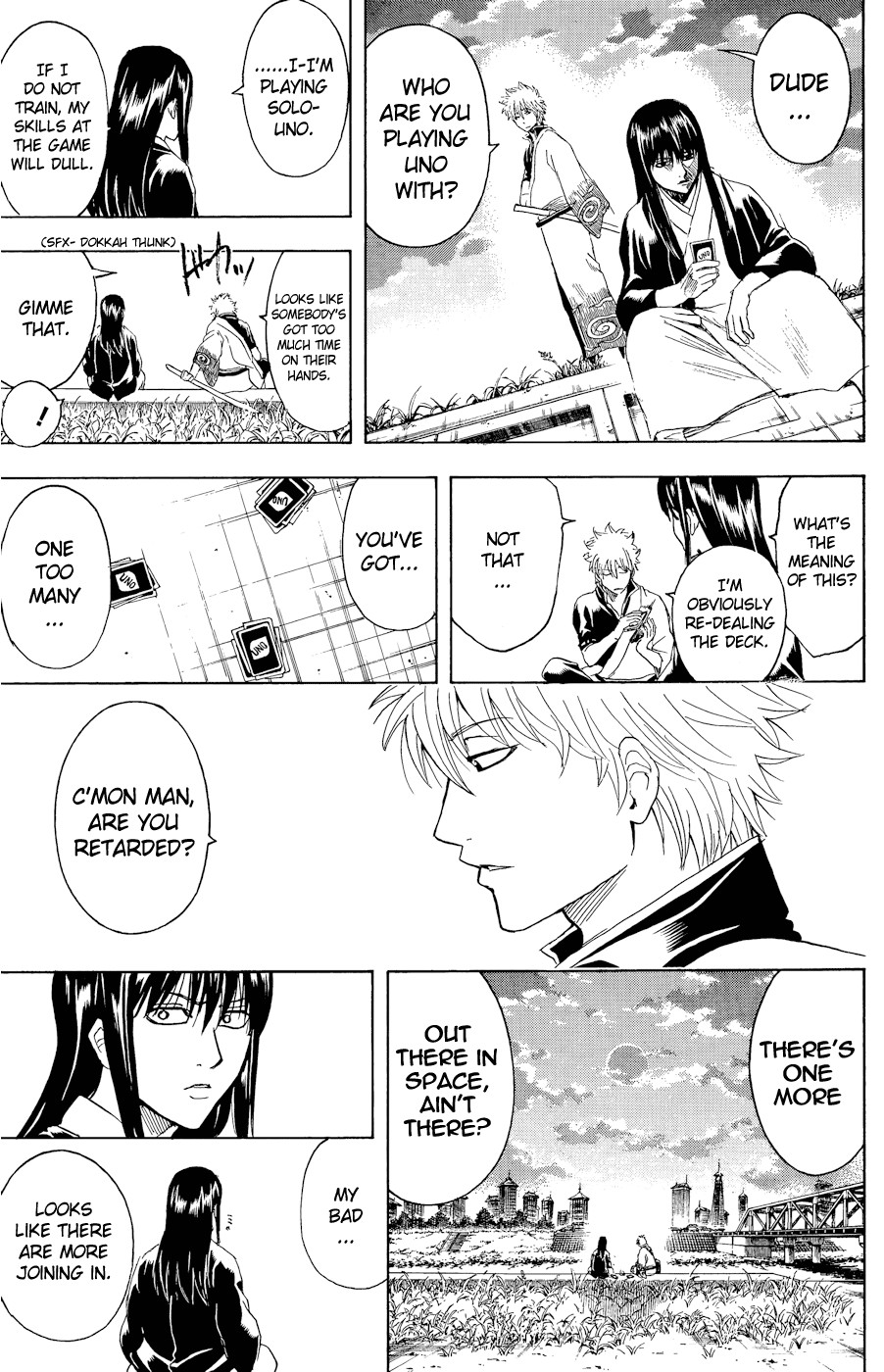 Gintama Chapter, 360 image 015