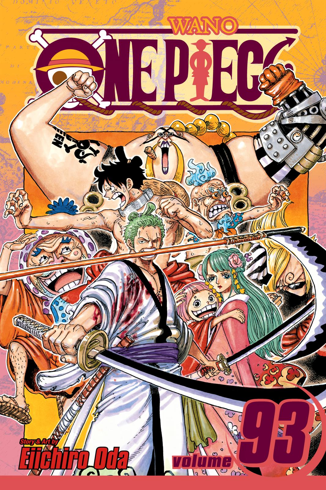 One Piece, Chapter 932 image 001
