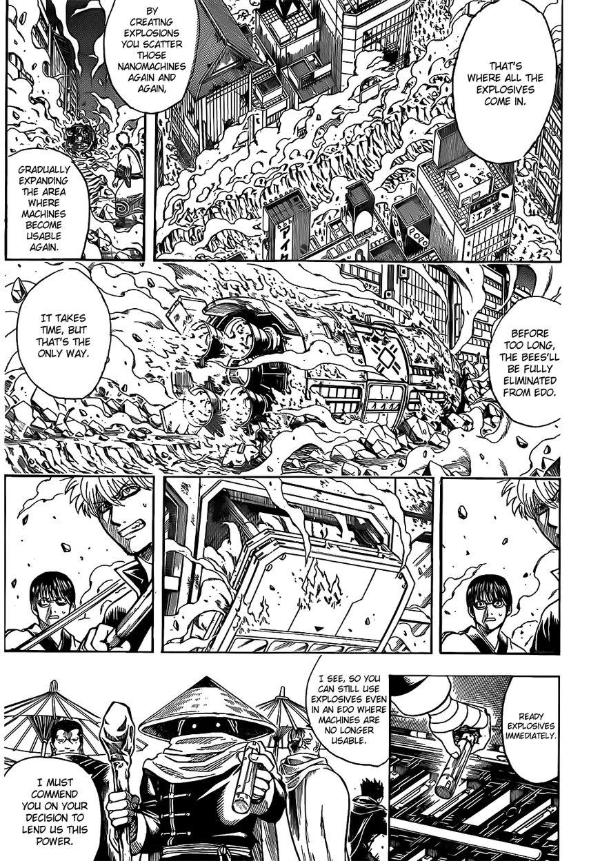 Gintama Chapter, 634 image 009
