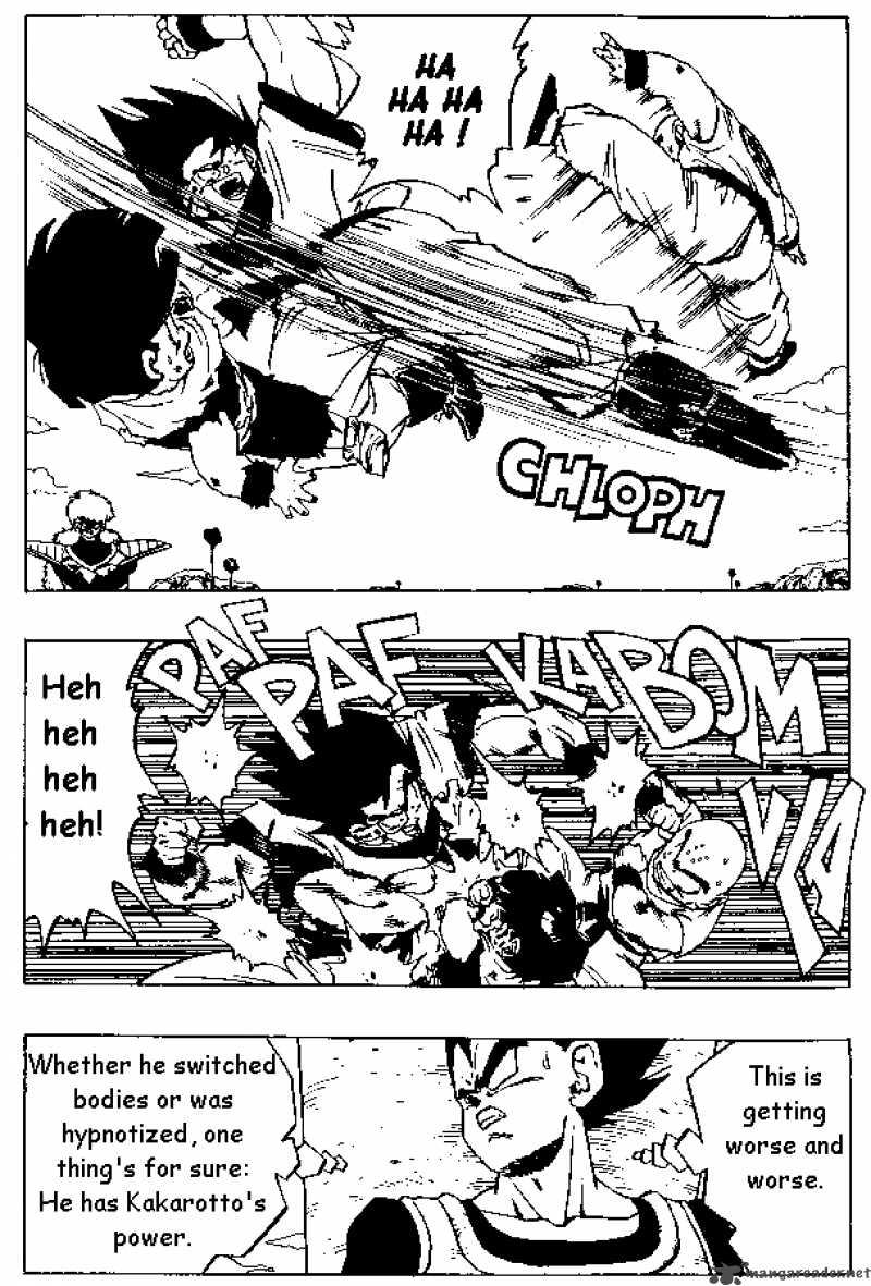 Dragon Ball, Chapter 288 image 009