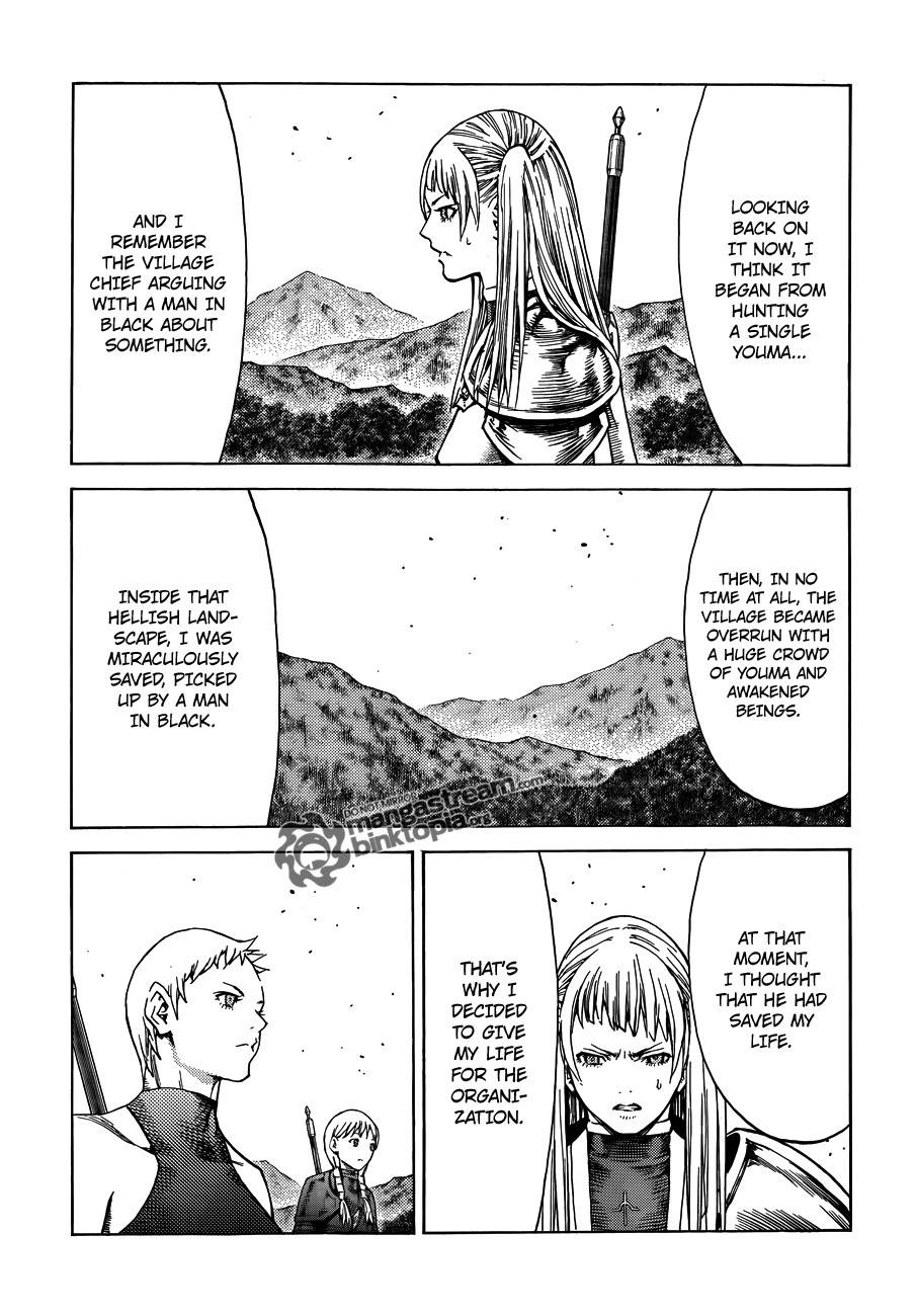 Claymore, Chapter 109 image 028