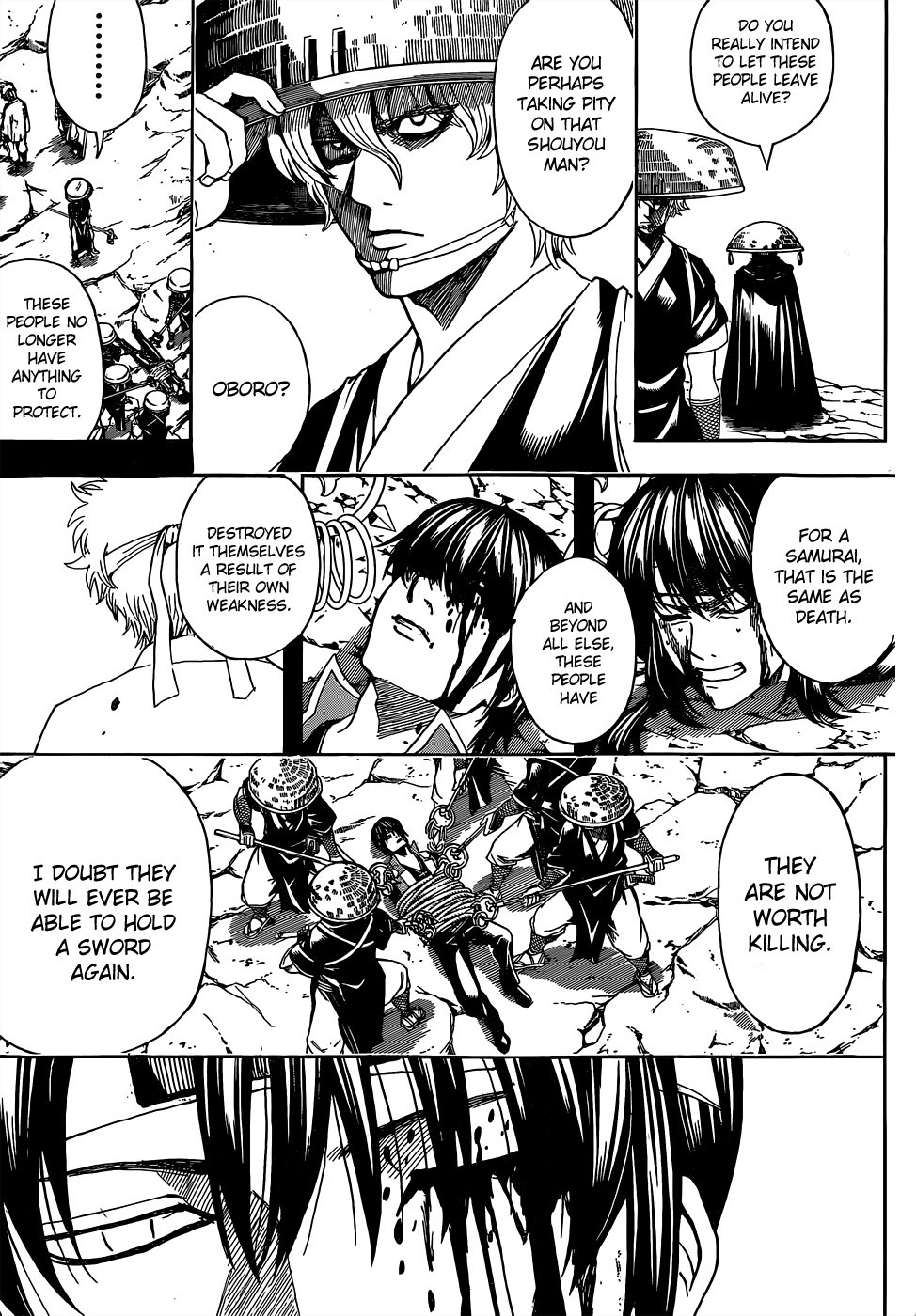 Gintama Chapter, 520 image 011