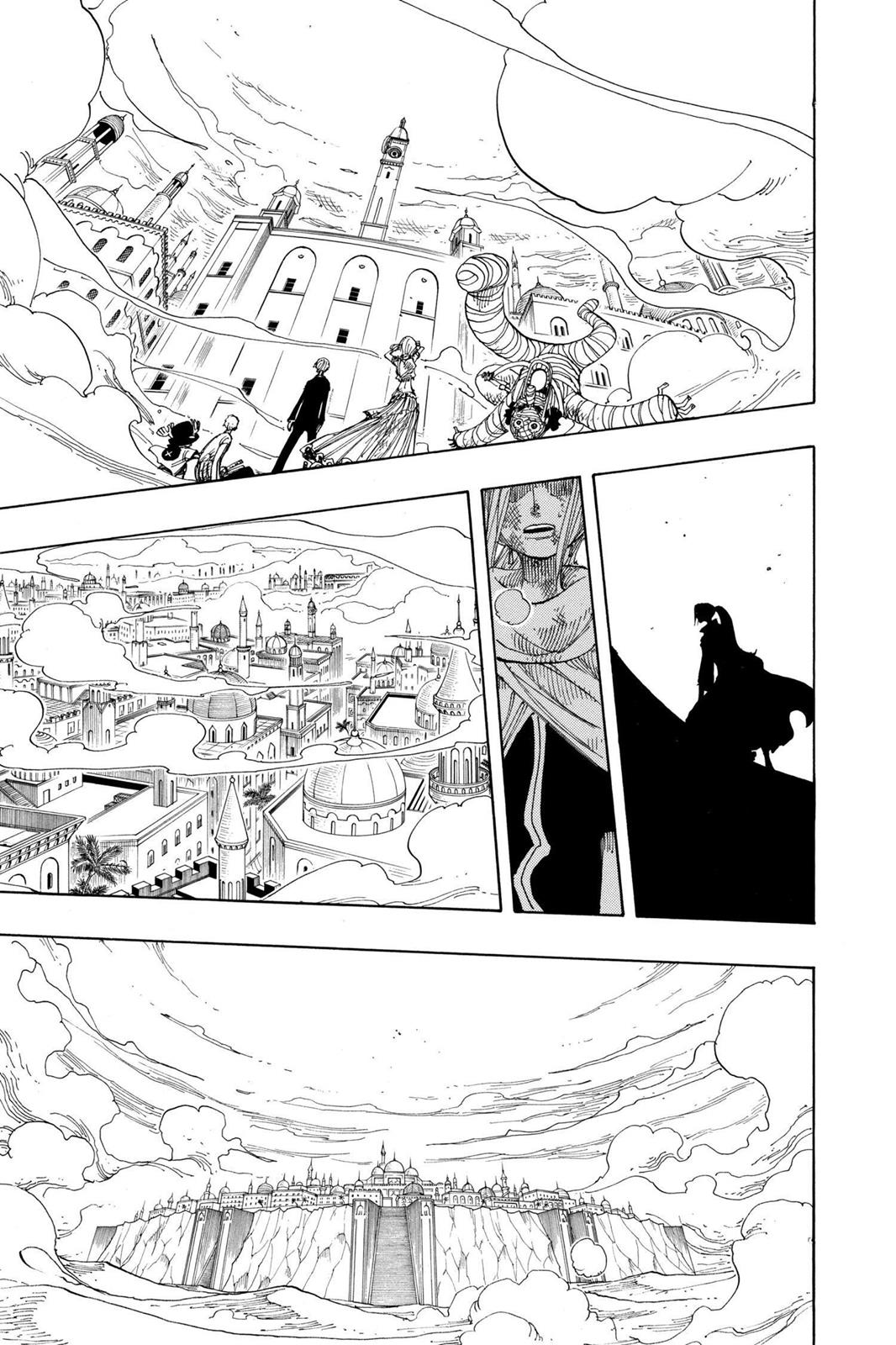 One Piece, Chapter 209 image 003