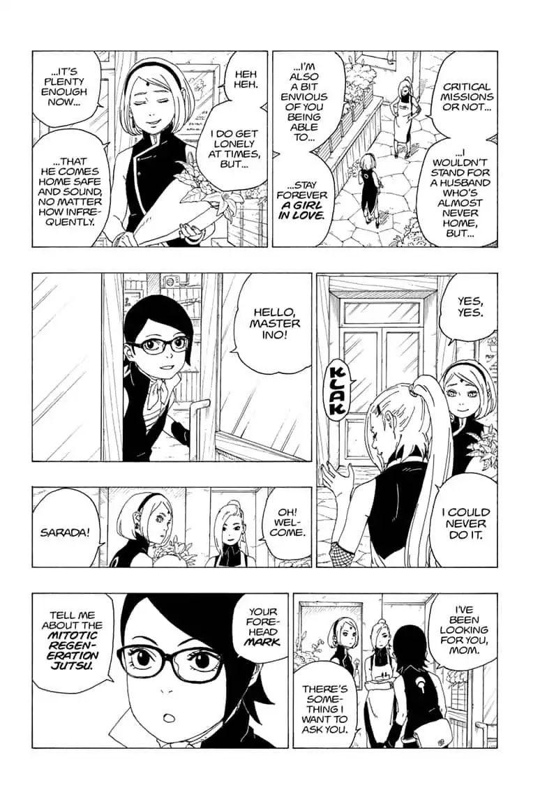 Boruto Manga, Chapter 36 image 013