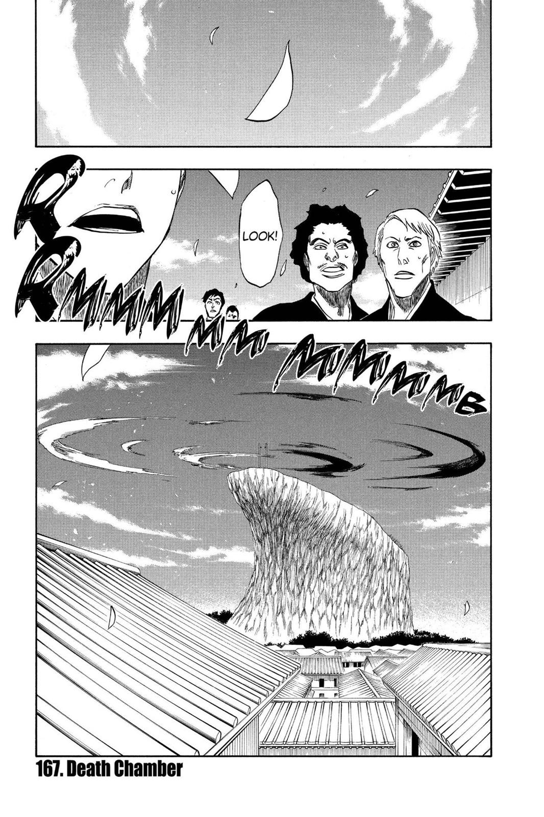Bleach, Chapter 167 image 001