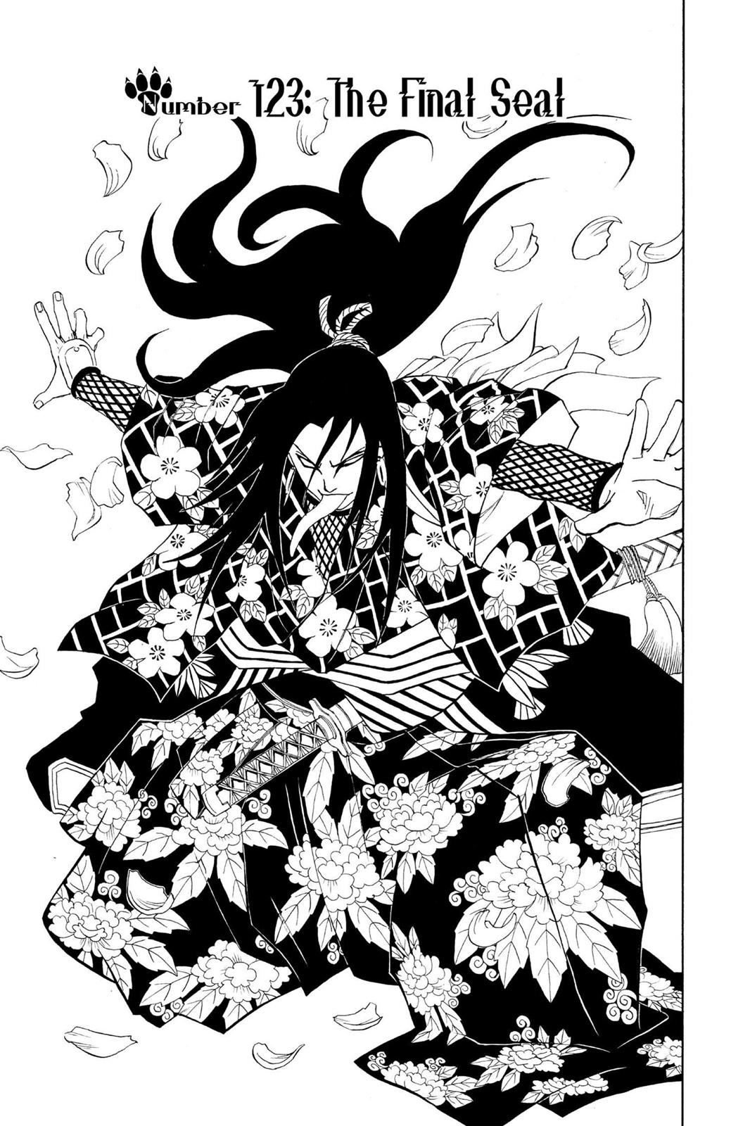 Naruto, Chapter 123 image 001