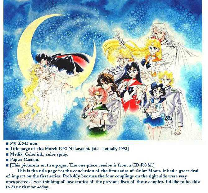 Sailor Moon, Cahpter 1 image 025
