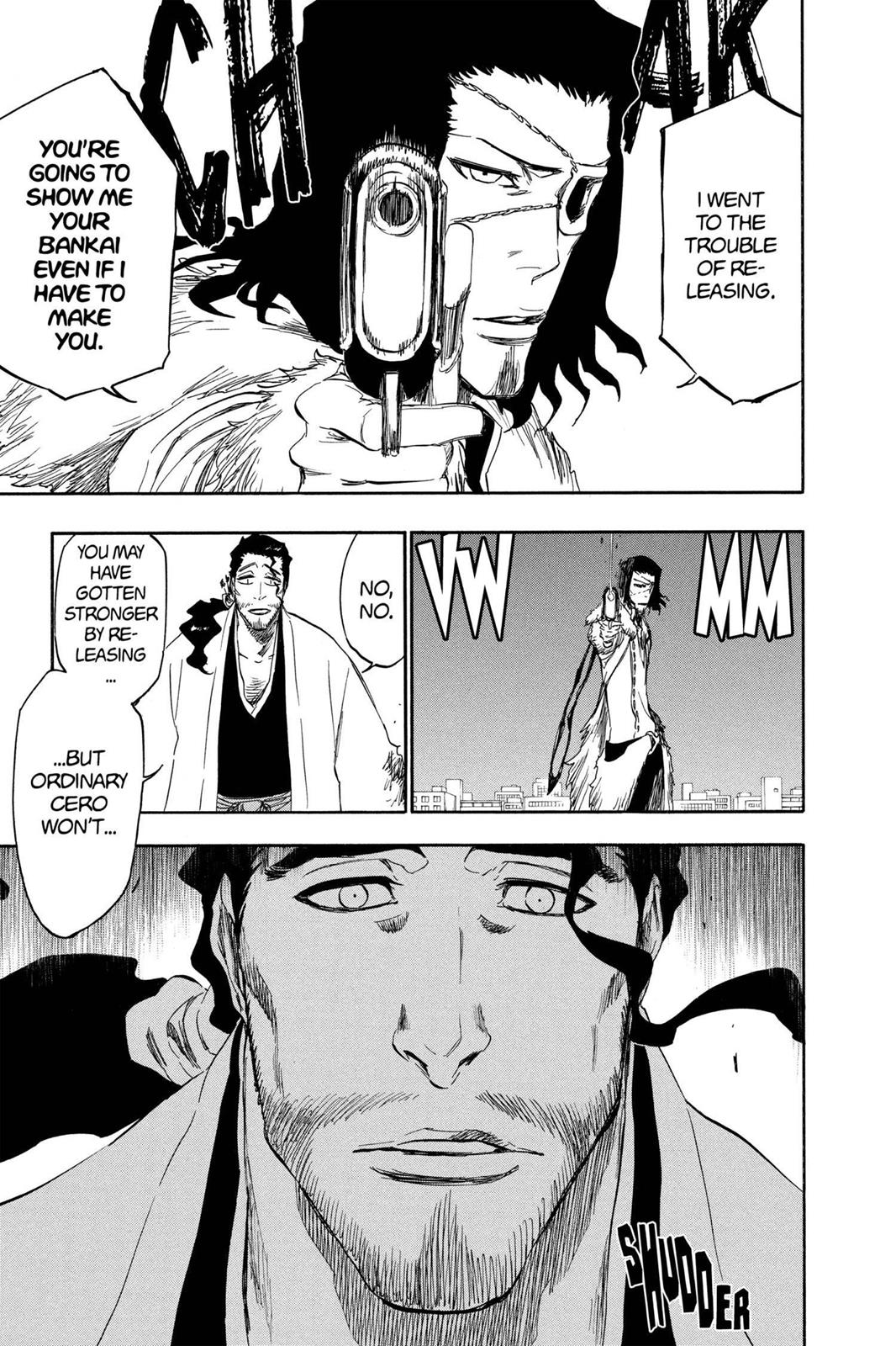 Bleach, Chapter 362 image 013