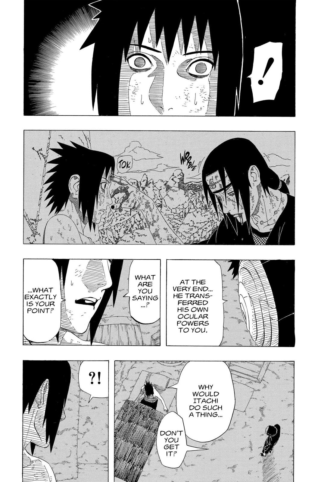 Naruto, Chapter 397 image 011