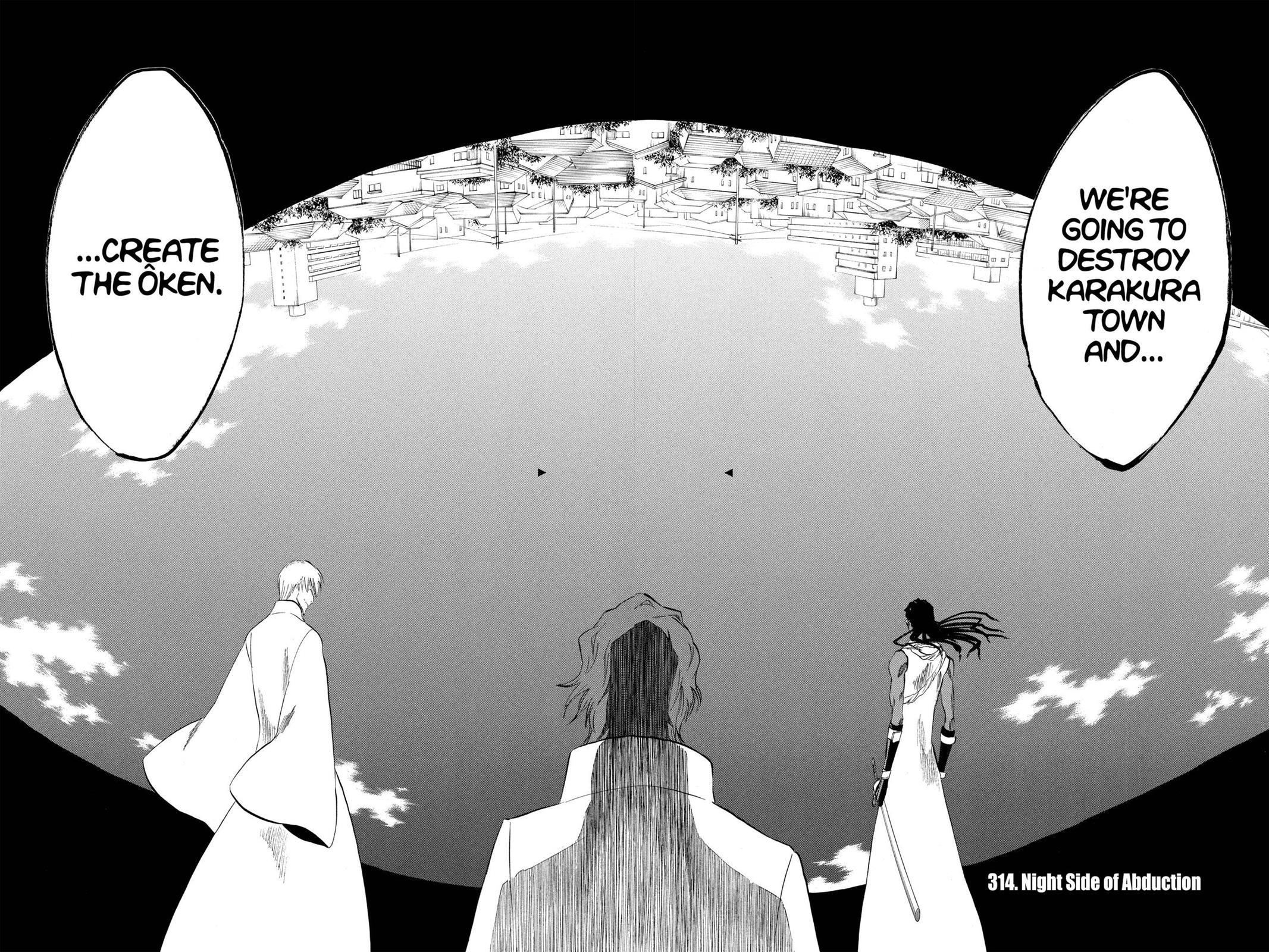 Bleach, Chapter 314 image 002