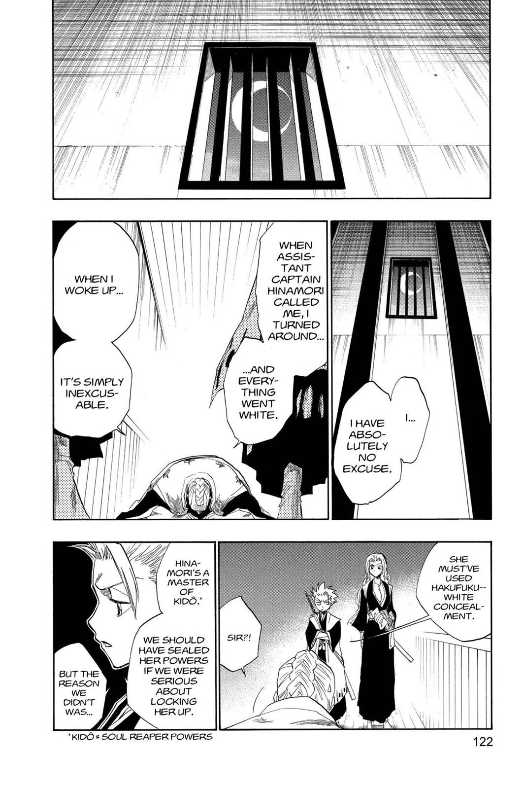 Bleach, Chapter 129 image 016