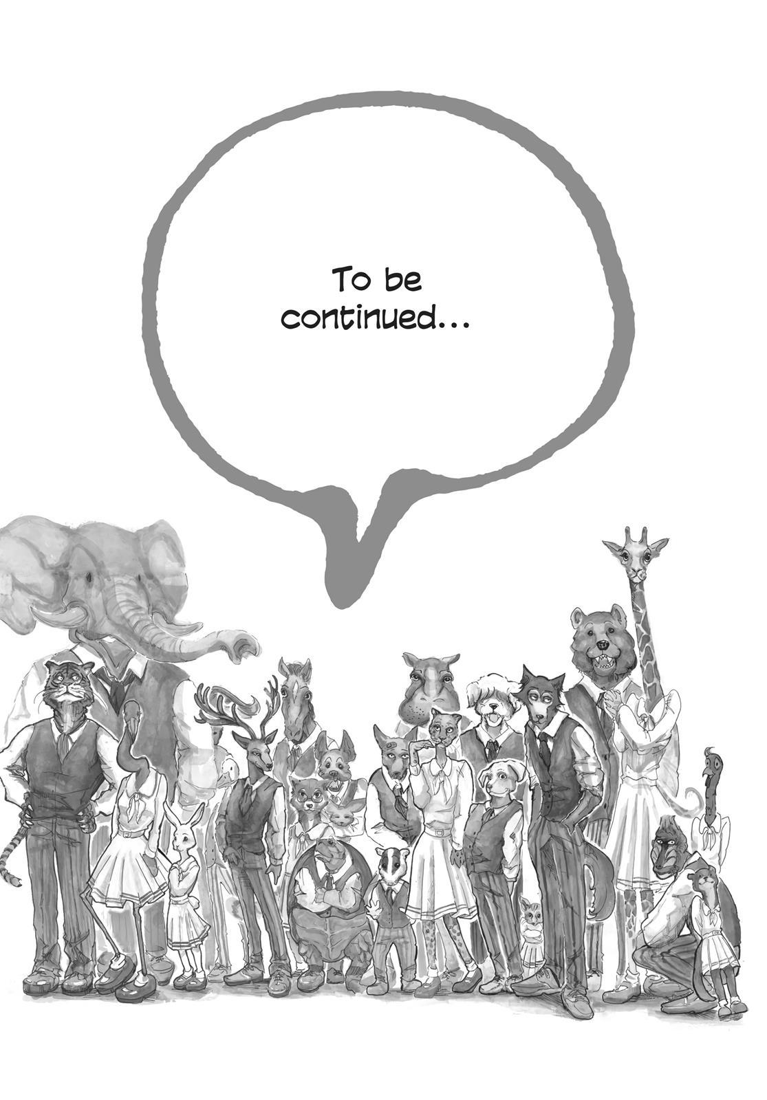 Beastars Manga, Chapter 16 image 020
