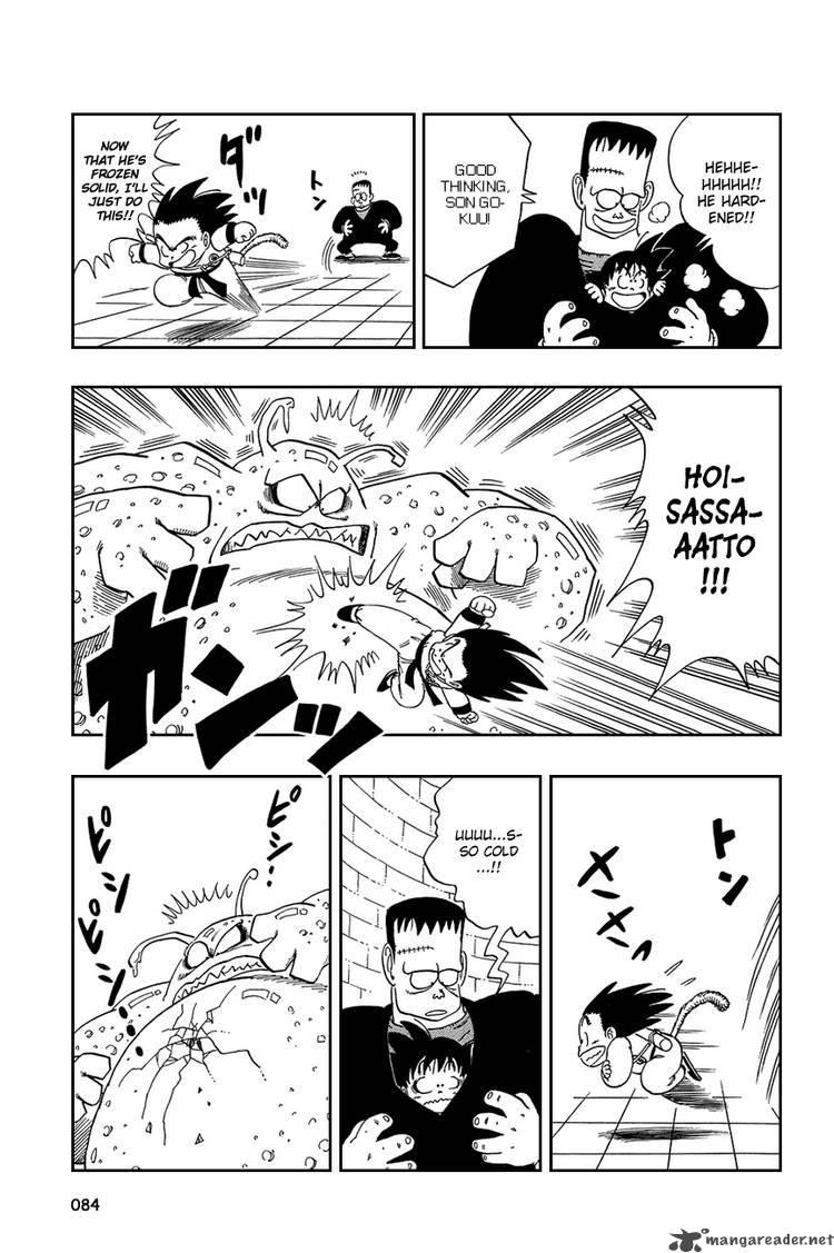 Dragon Ball, Chapter 65 image 010