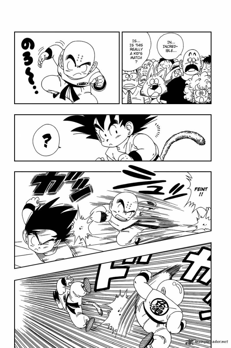 Dragon Ball, Chapter 125 image 012