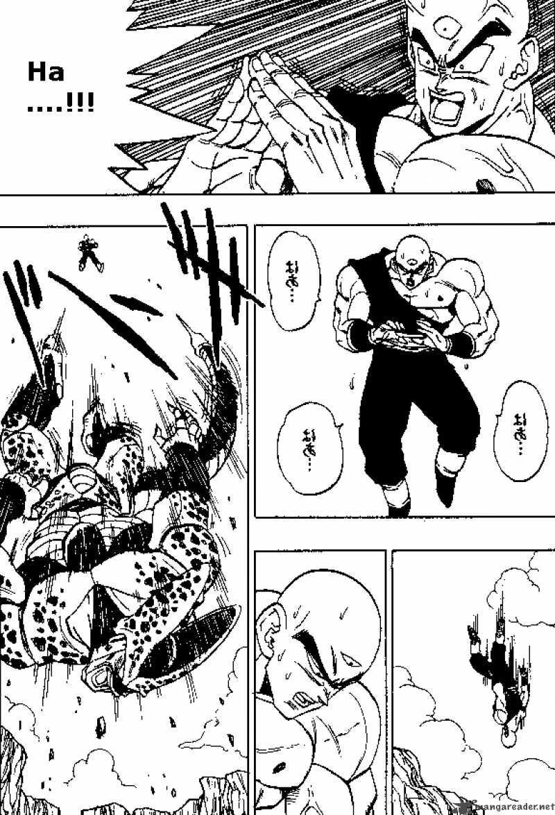 Dragon Ball, Chapter 374 image 003