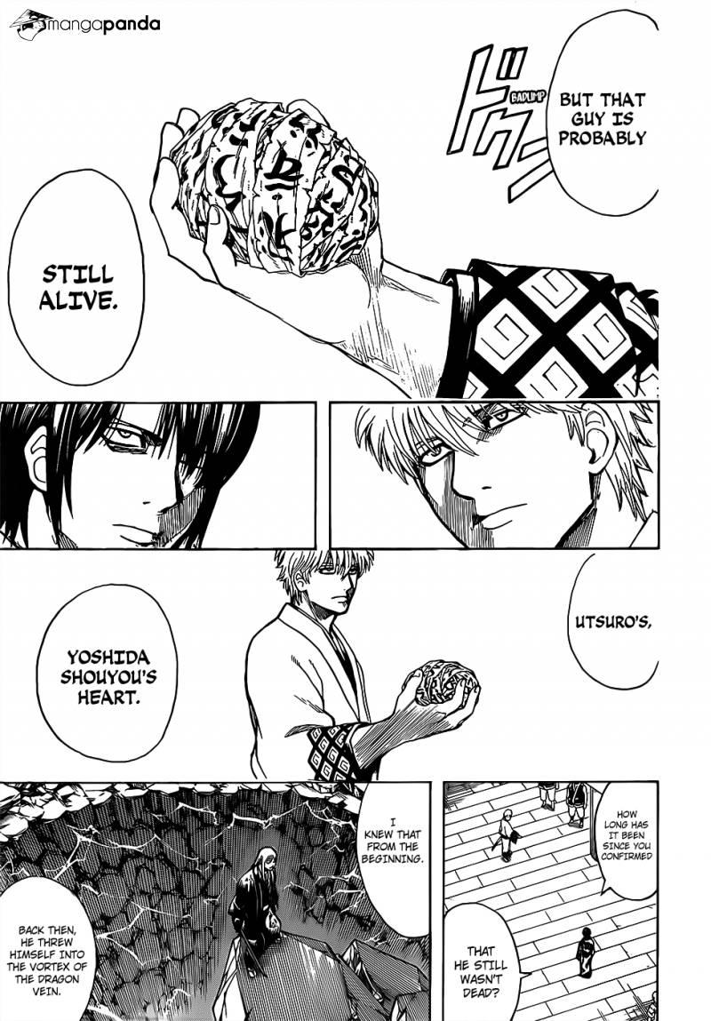 Gintama Chapter, 679 image 007