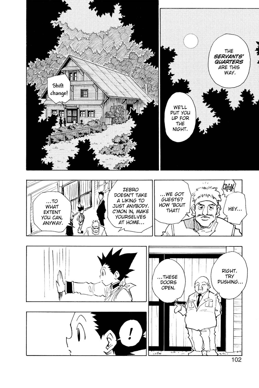Hunter X Hunter, Chapter 40 image 016