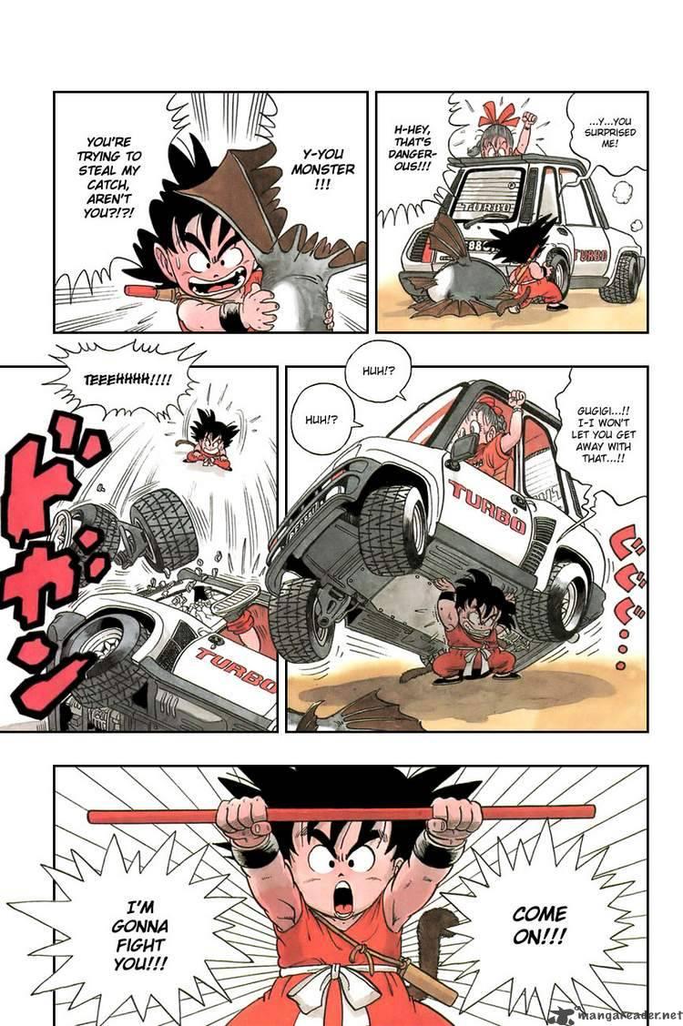 Dragon Ball, Chapter 1 image 015
