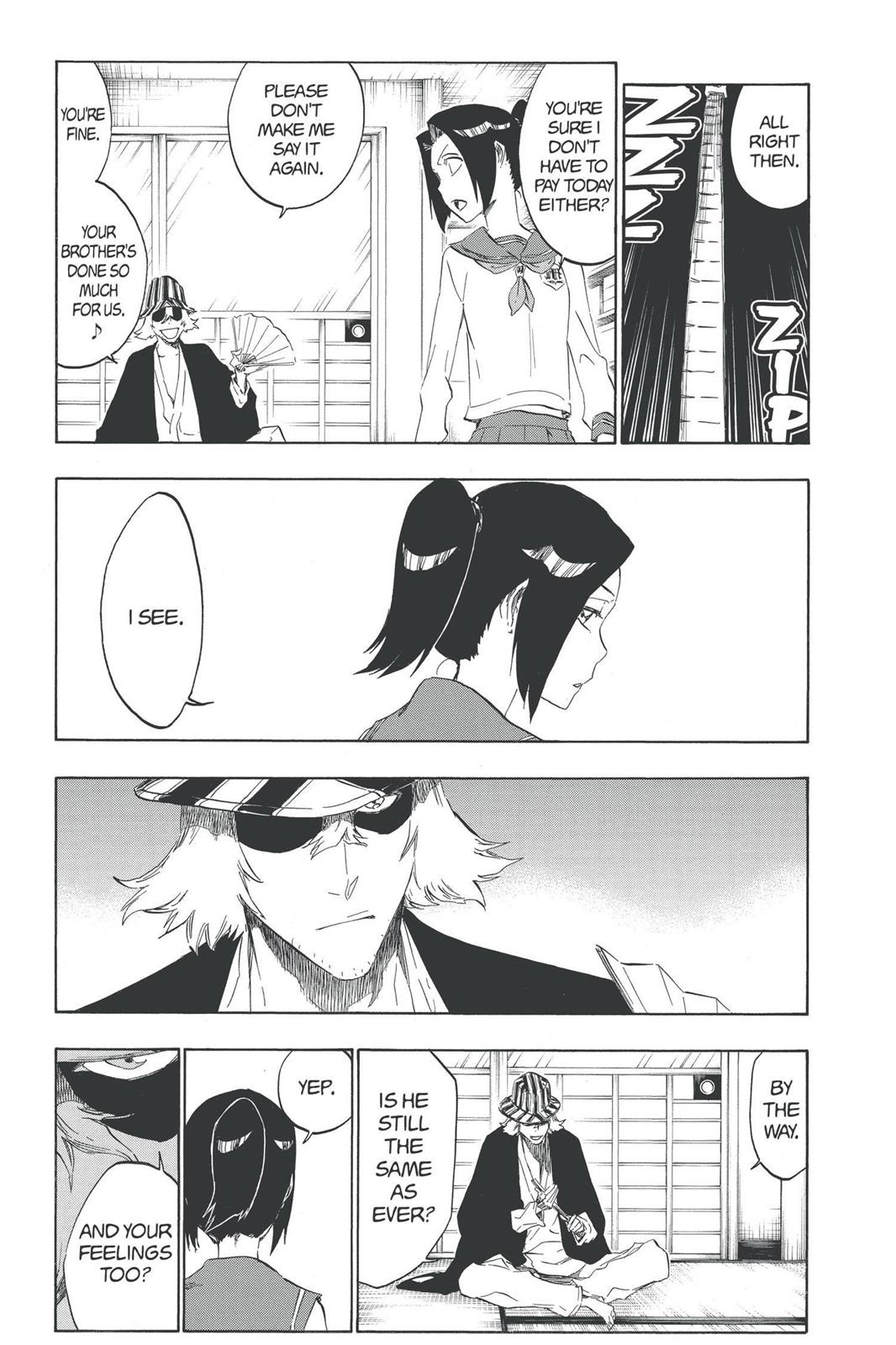 Bleach, Chapter 428 image 015