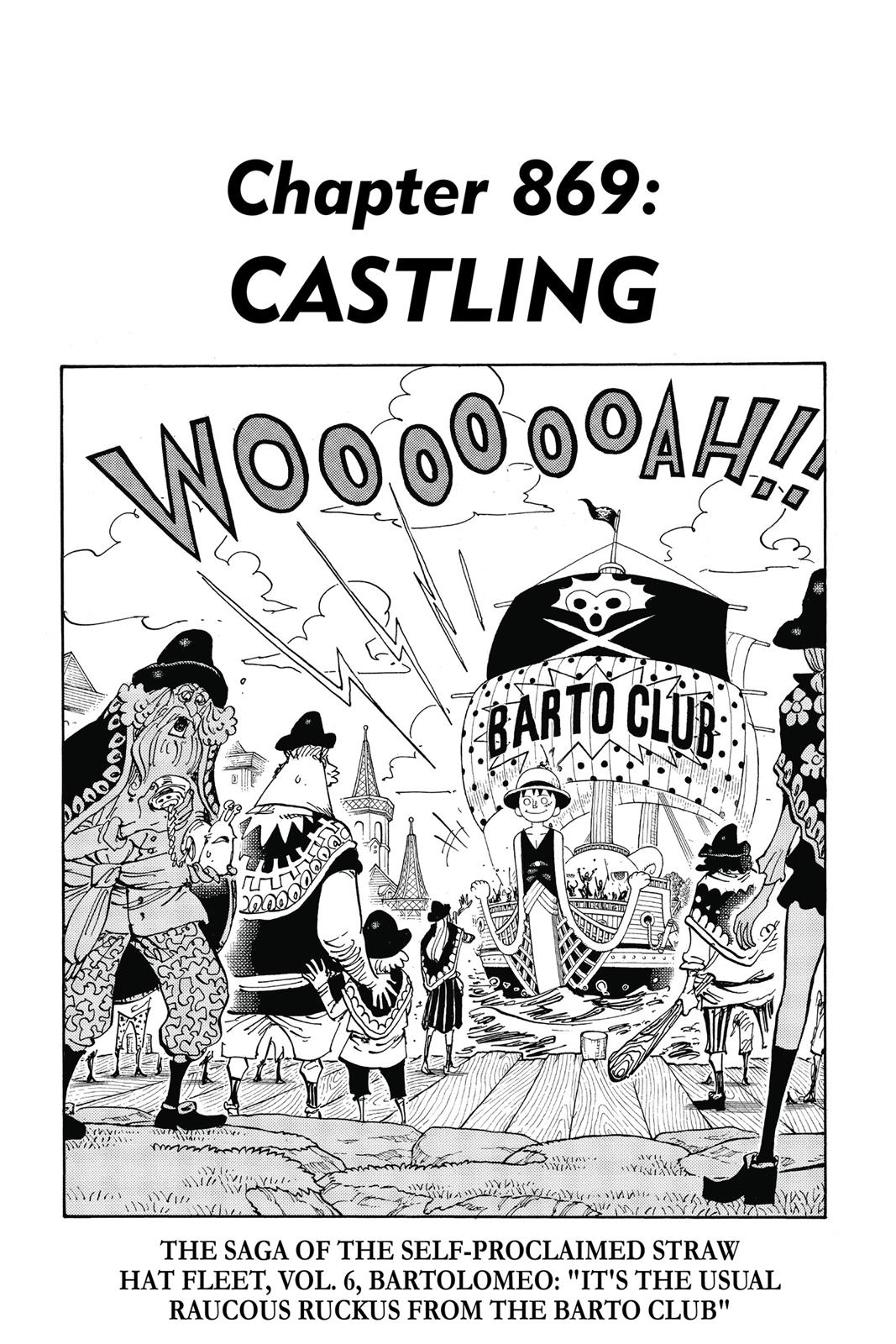 One Piece, Chapter 869 image 001