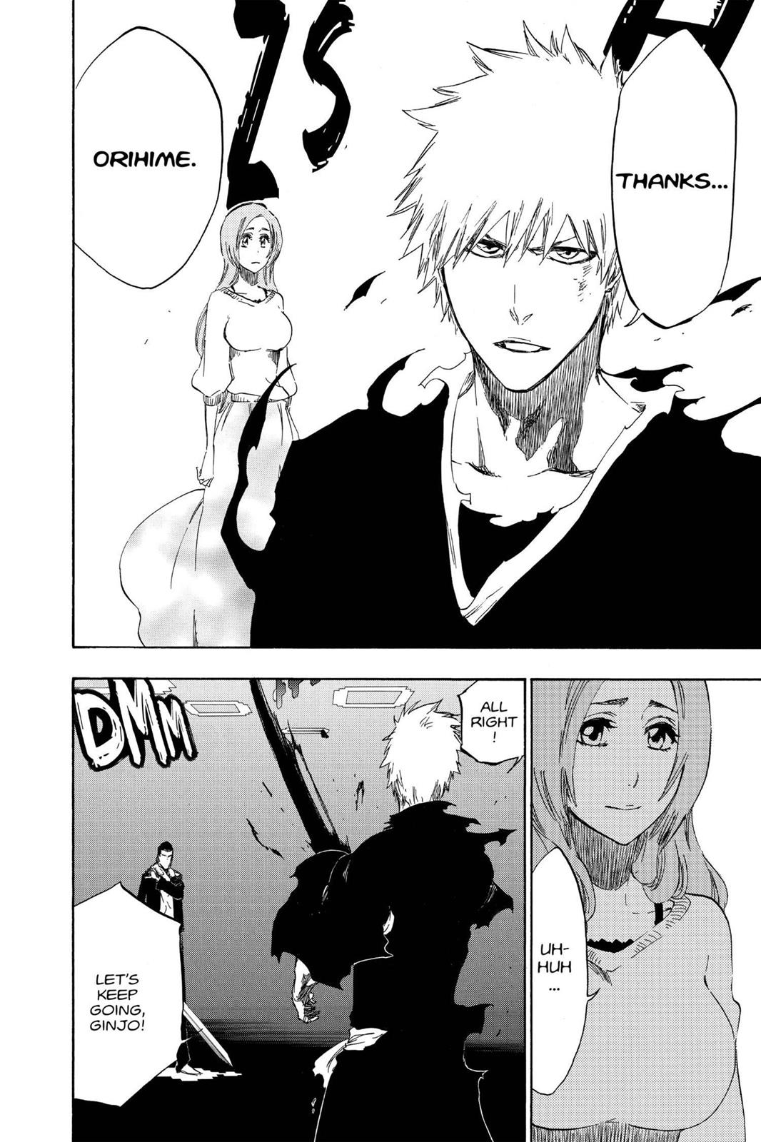 Bleach, Chapter 449 image 019