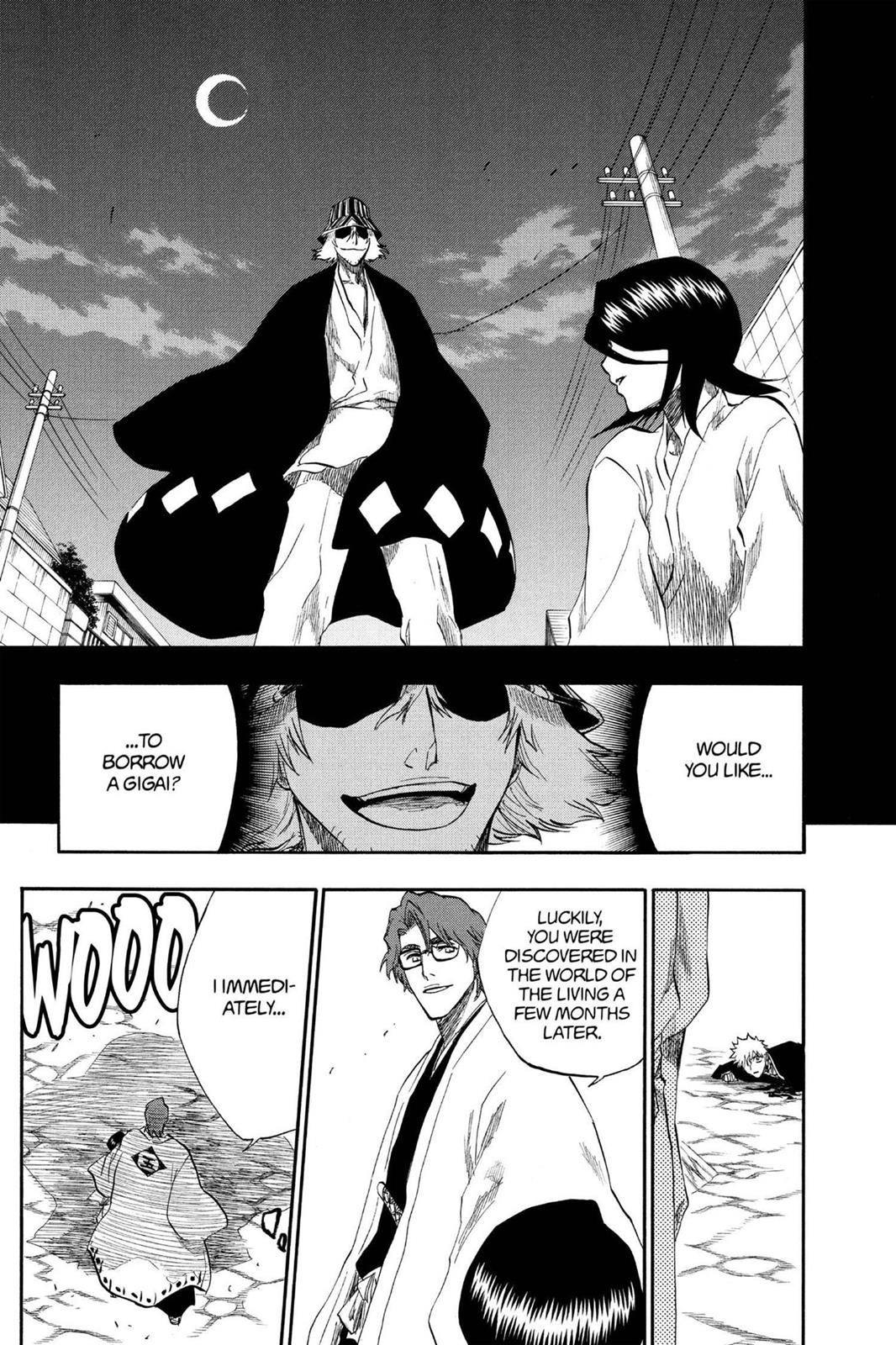 Bleach, Chapter 175 image 017