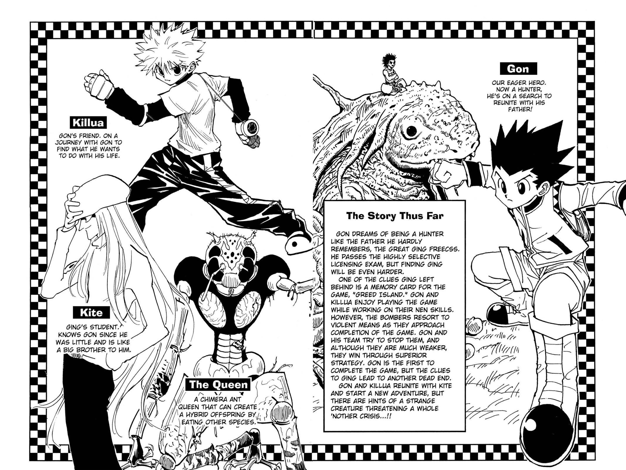 Hunter X Hunter, Chapter 188 image 005