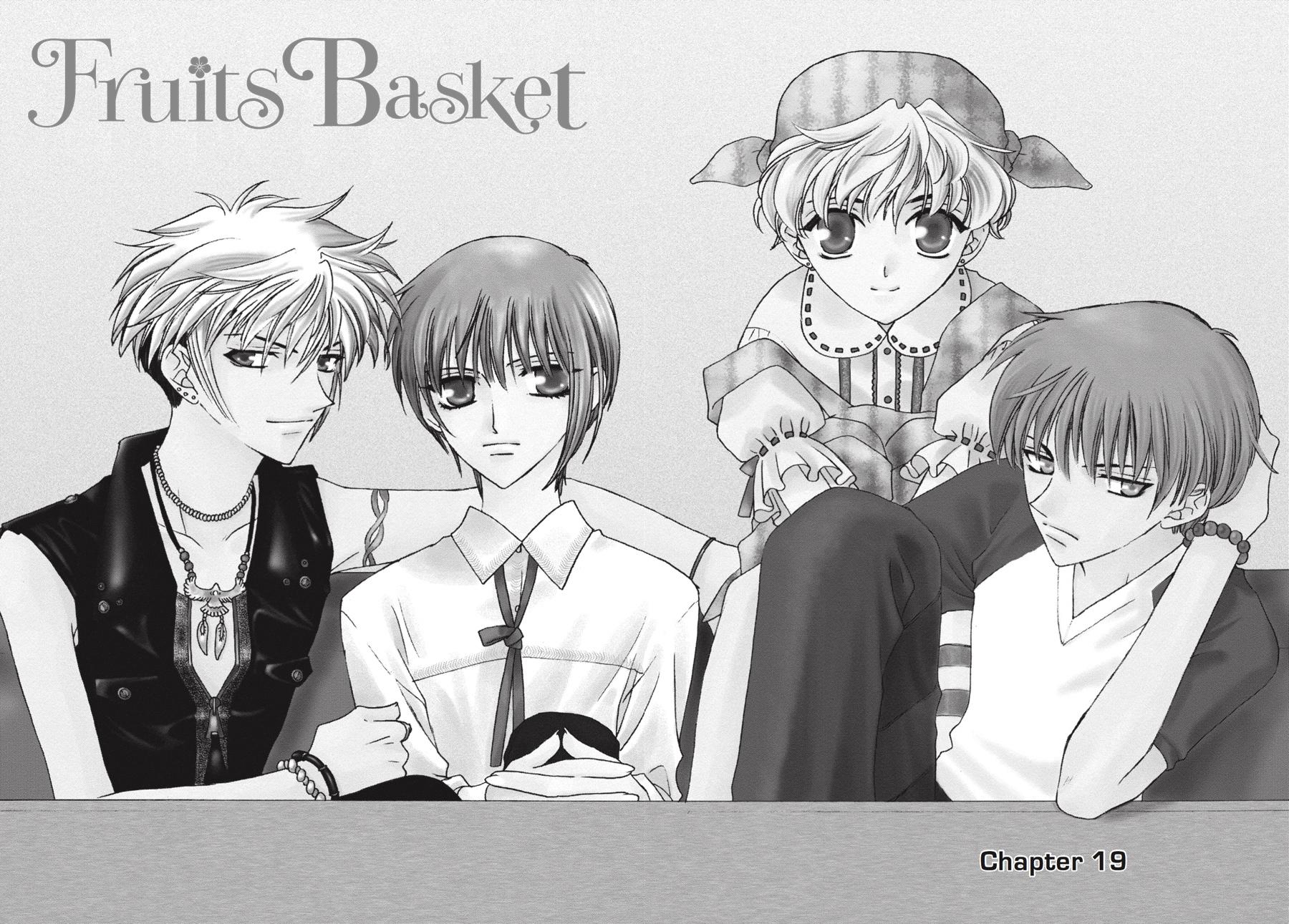 Fruits Basket, Chapter 19 image 001
